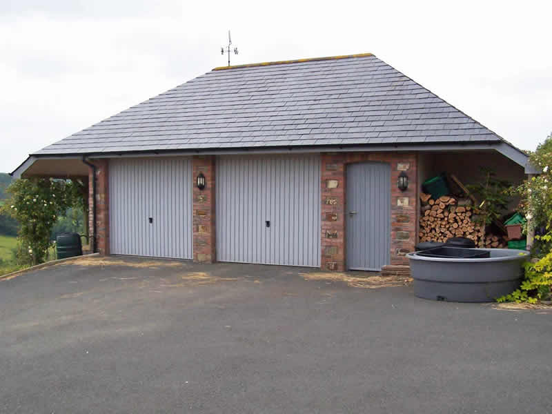 Delicieux Double Garage Design Ideas Uk   Bespoke Design