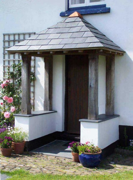 Home and garden wrenwood renovations for Porch designs for bungalows uk